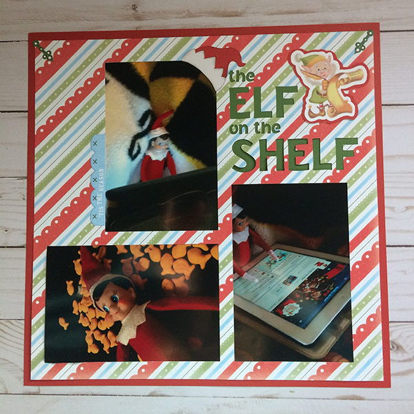 12x12-elf-shelf-scrapbook-page