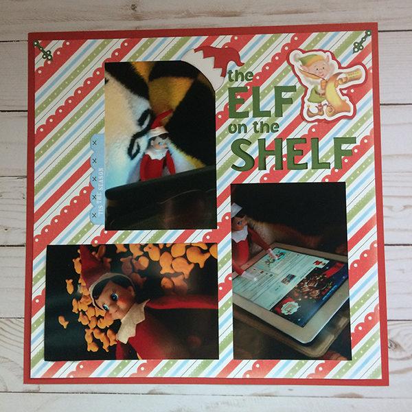 12x12-elf-shelf-scrapbook-page