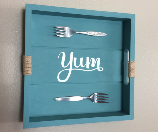 Yum SVG Craft