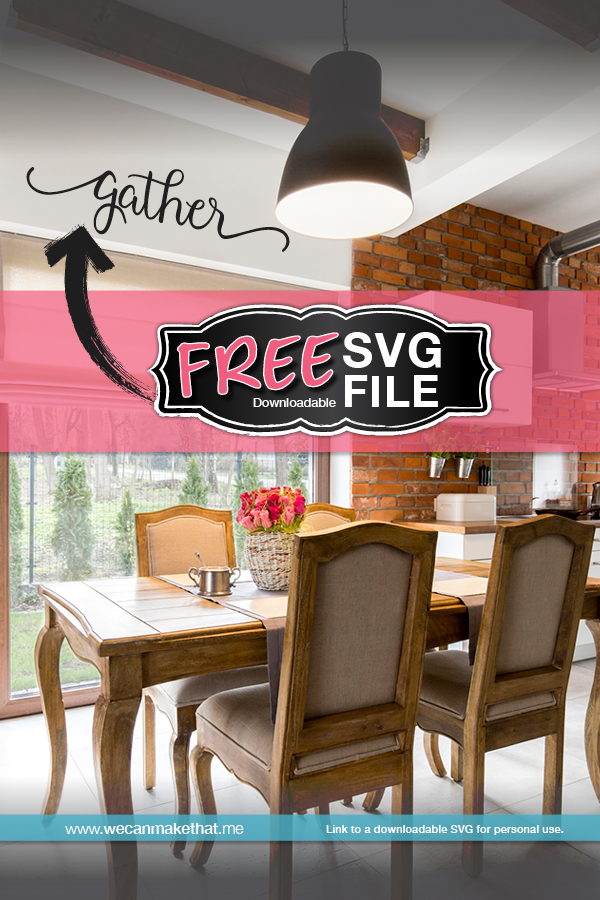 Gather Free SVG