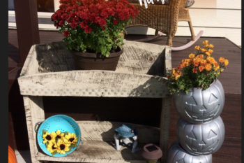 DIY Pumpkin Tower Fail | Pinterest Fail