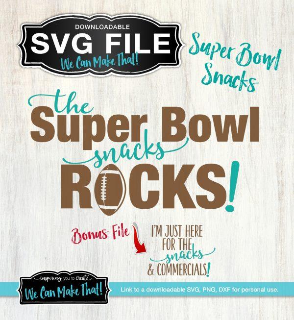 Super Bowel shirt SVG Files