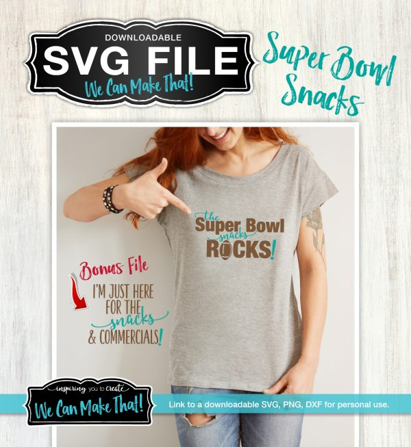 Super Bowel shirt SVG