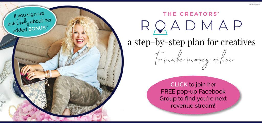 Creator's Roadmap Affiliate Ad