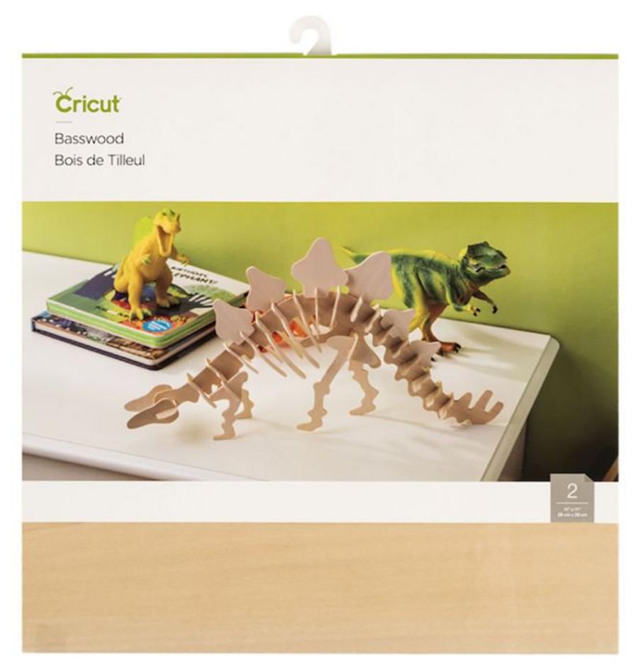 Cricut Project Material Basswood