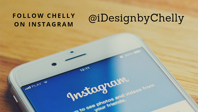 Follow iDesignbyChelly on Instagram to enter to Win an SVG Subscription Membership