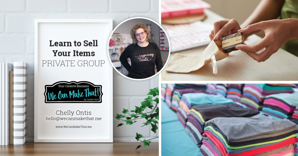 Sell your items group header