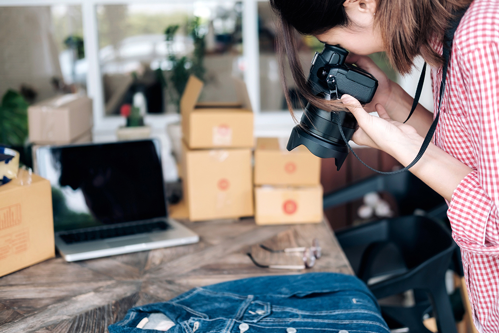 selling handmade items
