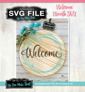 Family Wreath SVG