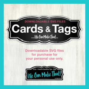 Cards and Tags