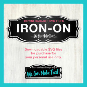Iron-On Designs