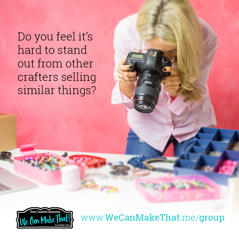 Learn to start a craft business