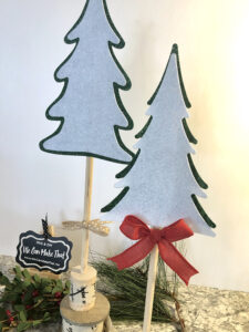 Christmas Tree DIY decor