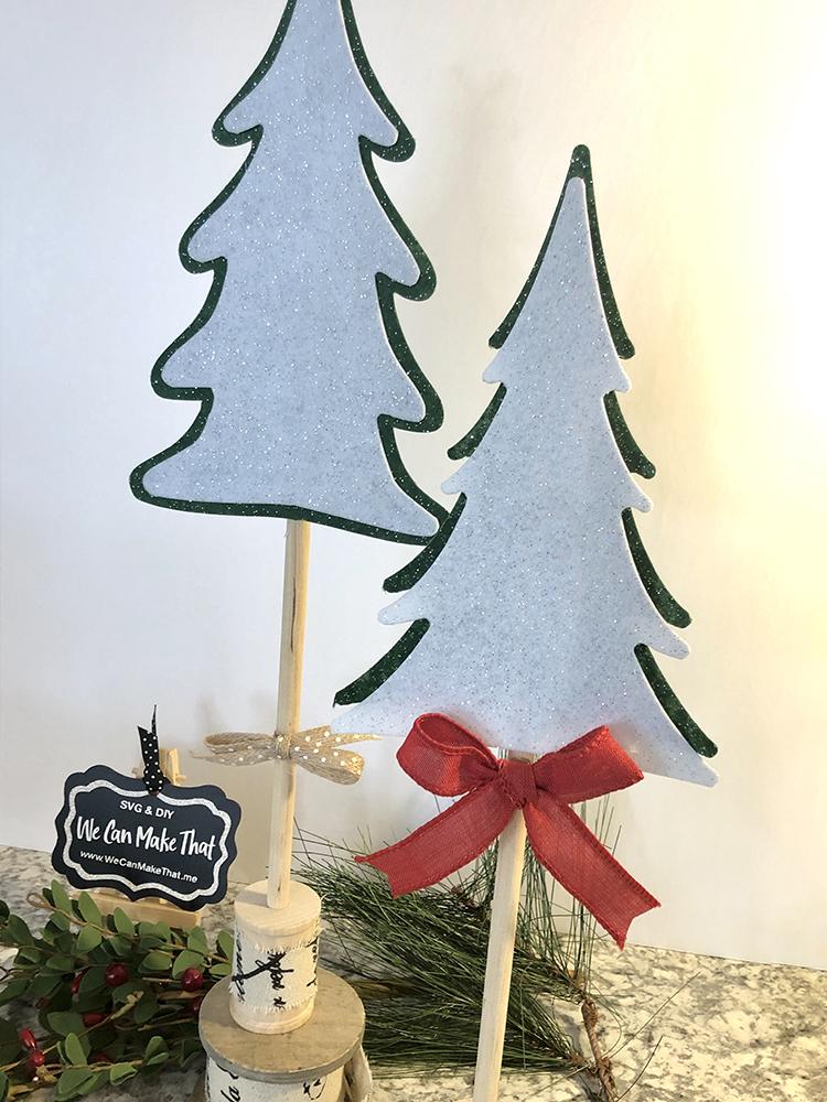 Christmas Tree DIY decor