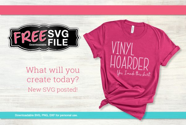 Vinyl hoarder
