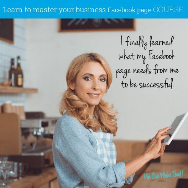 Facebook course quote