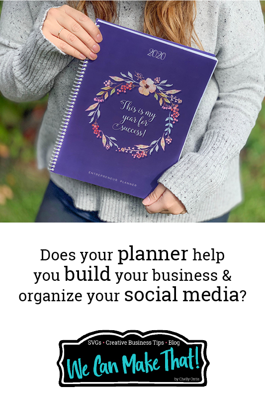 planner for bloggers