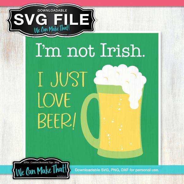 St. Patrick's Day SVGs