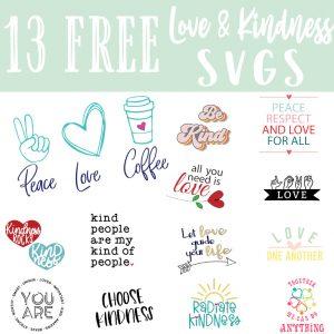 Free peace SVG