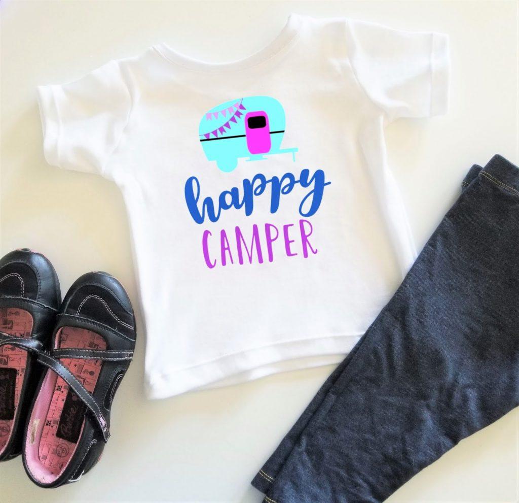 Sew Simple Home: Happy Camper SVG Cut Files
