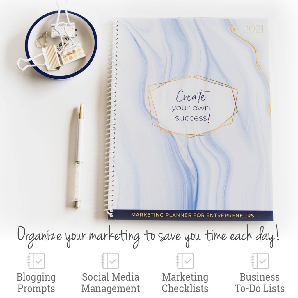 Marketing Planner for Entrepreneurs