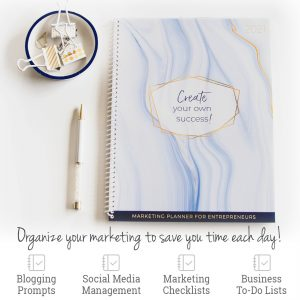 2021 Marketing Planner for Entrepreneurs