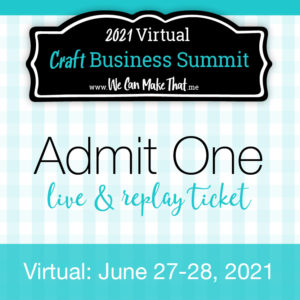 Crafters Business Summit 2021