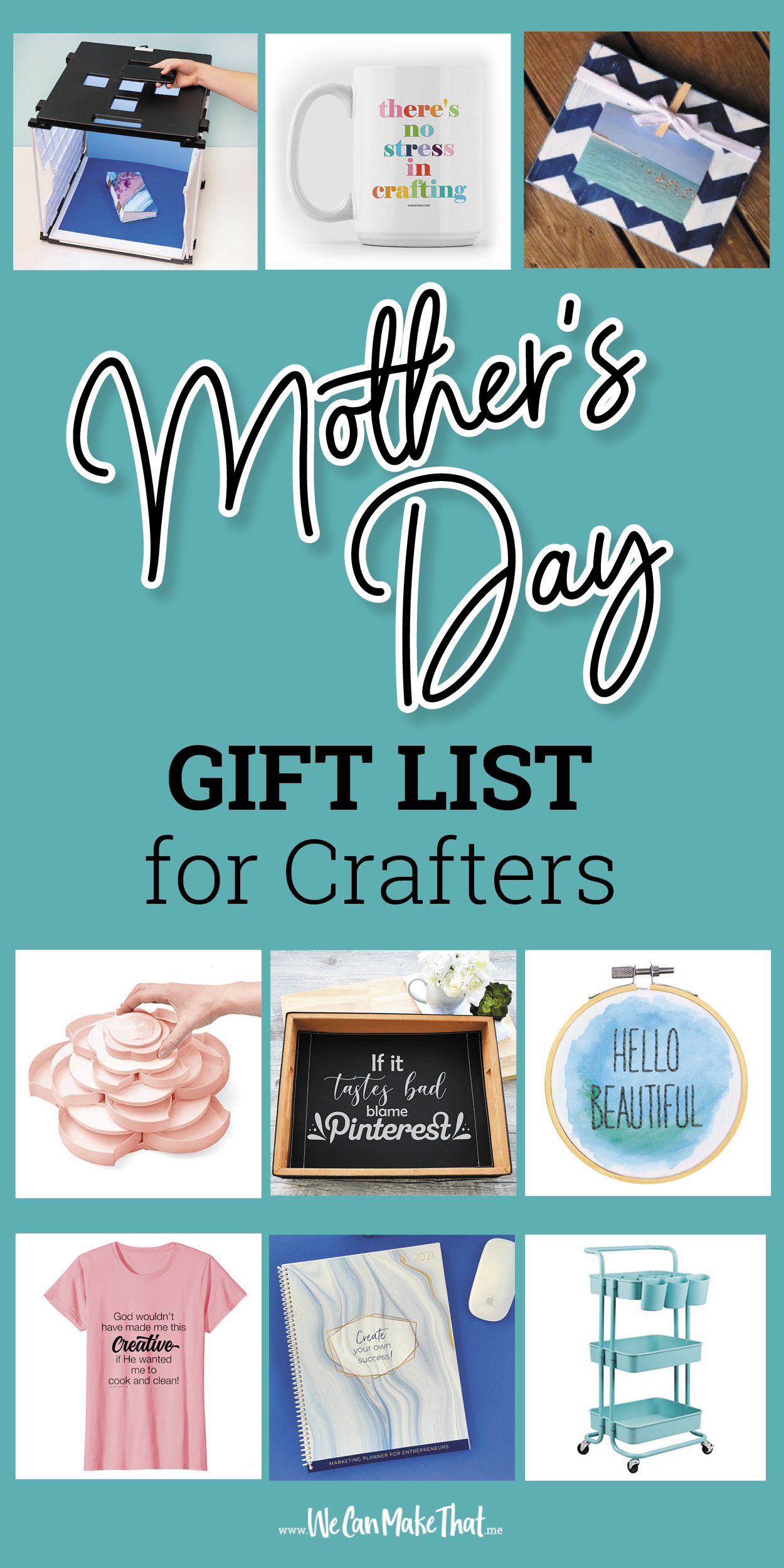 Mother's Day gifts for crafters