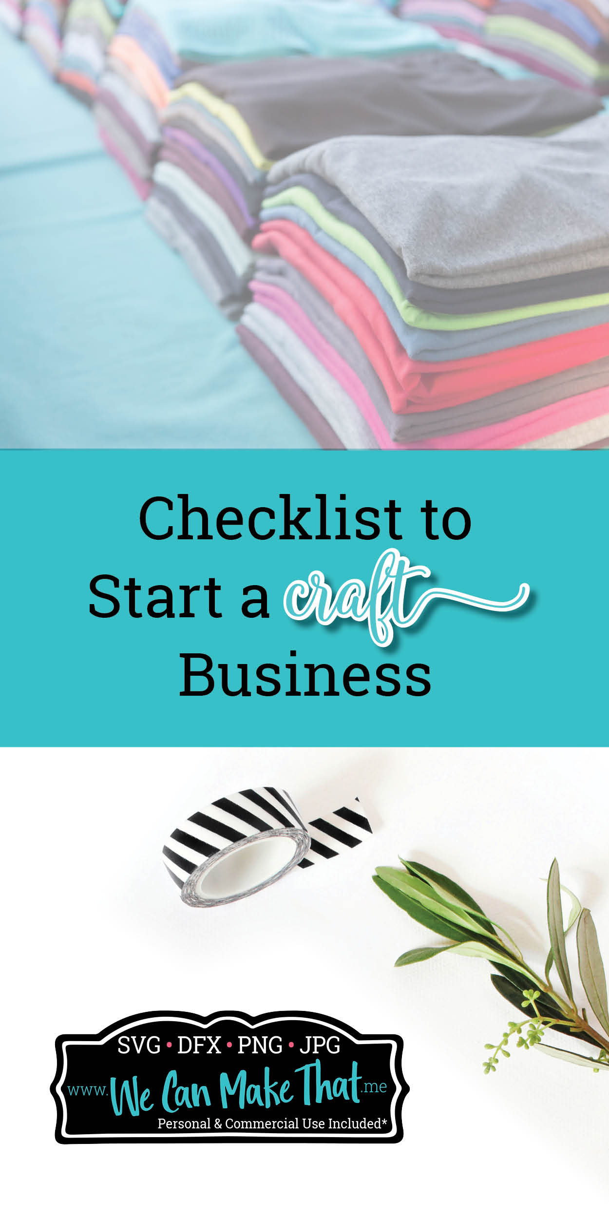 Craft Business Checklist