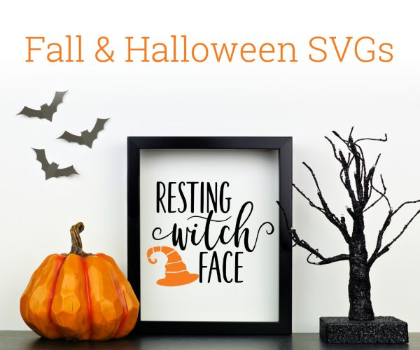 Fall and Halloween SVGs