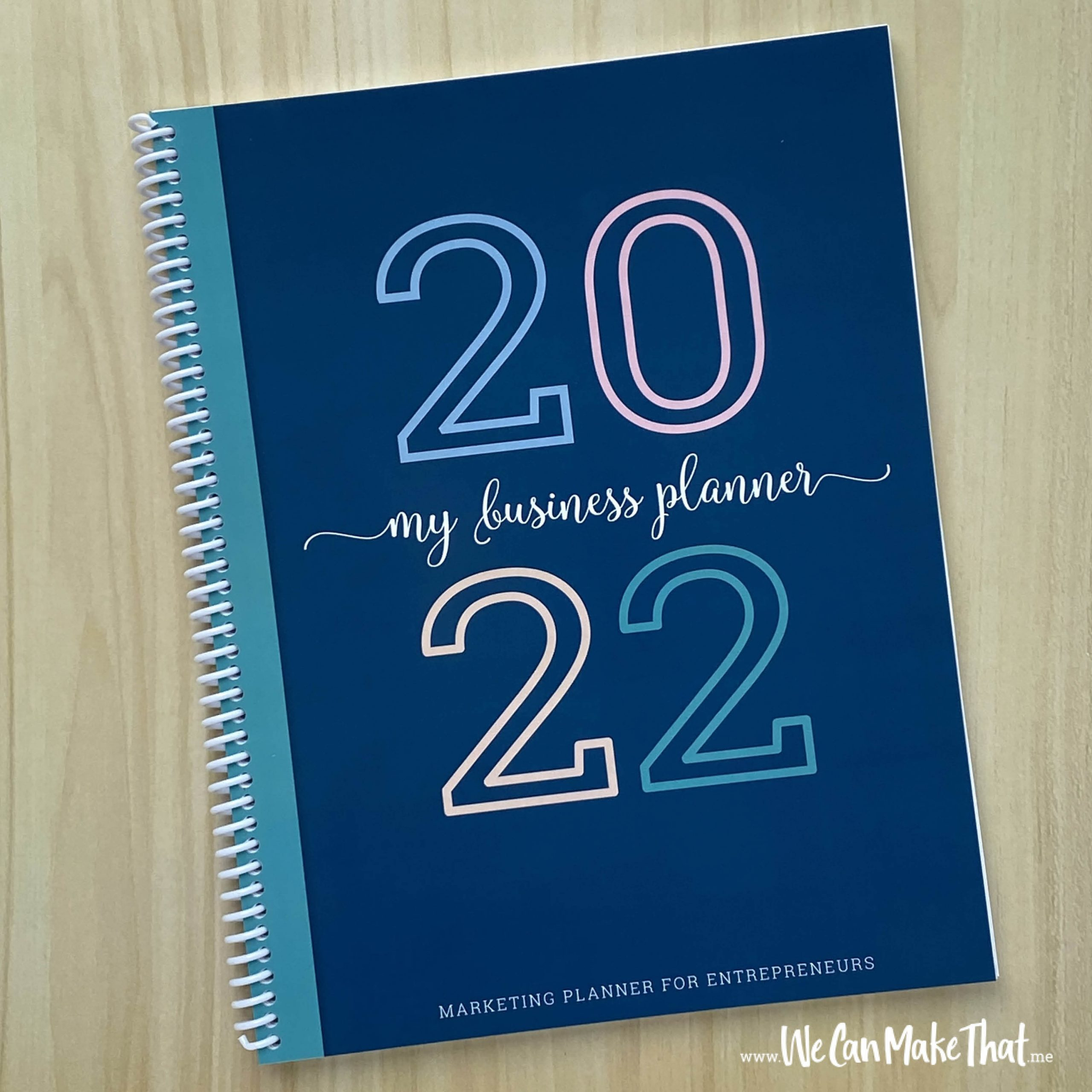 2022 small business planner