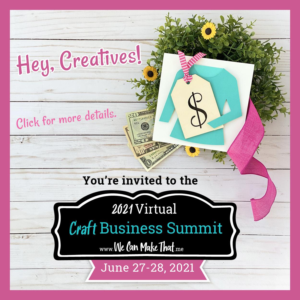 Craft business Summit