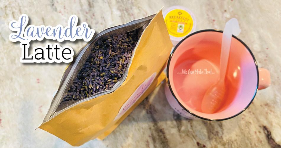 Lavender Latte Recipe