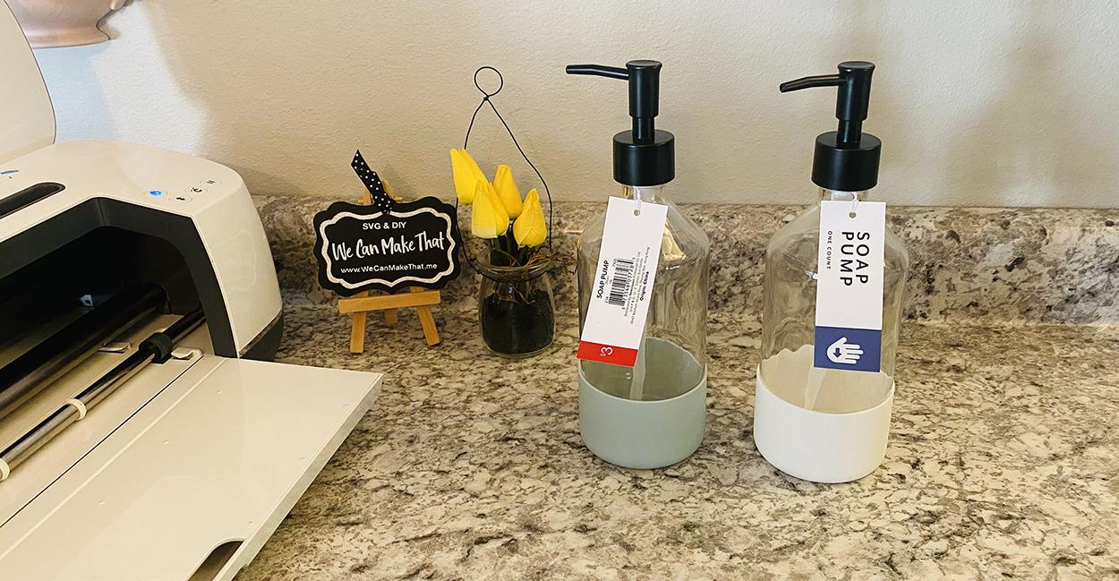 Target Soap Dispensers