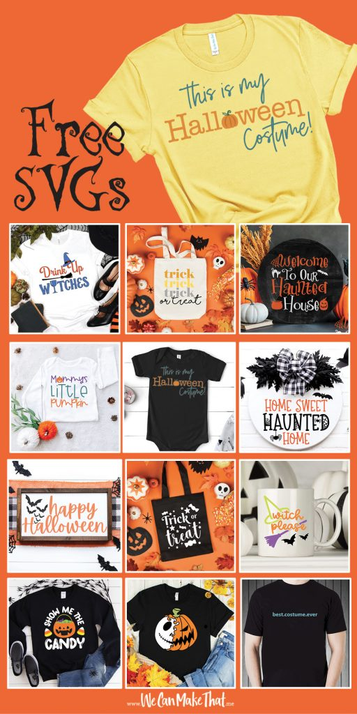 Free Halloween SVGs for Cricut